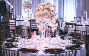 Eventos de lujo para tu boda