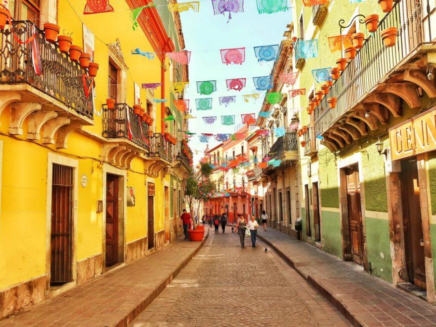 Mexican Spots
