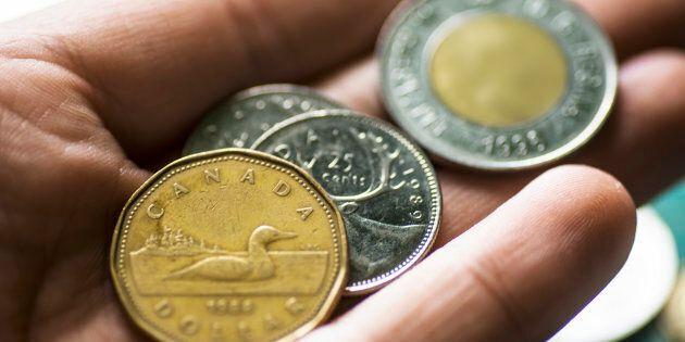 Canadian Dollars