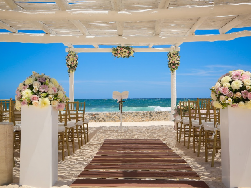 Best Beaches for weddings Mexico