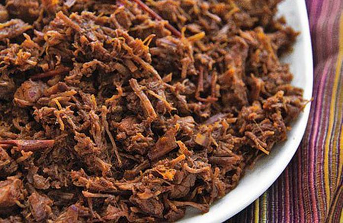 Machaca beef