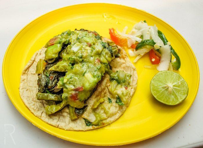 Tacos de guisado Mexican