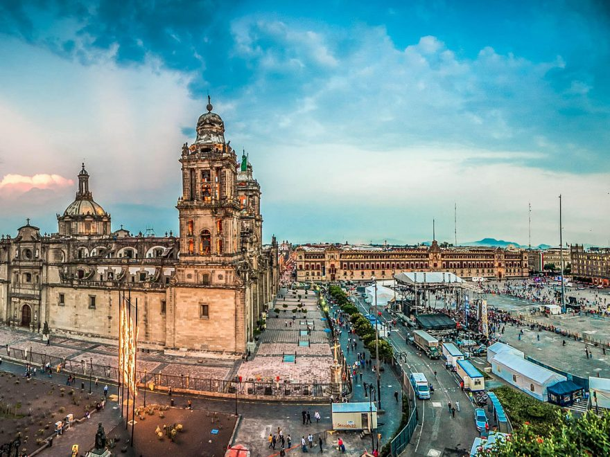 top 5 to visit mexico