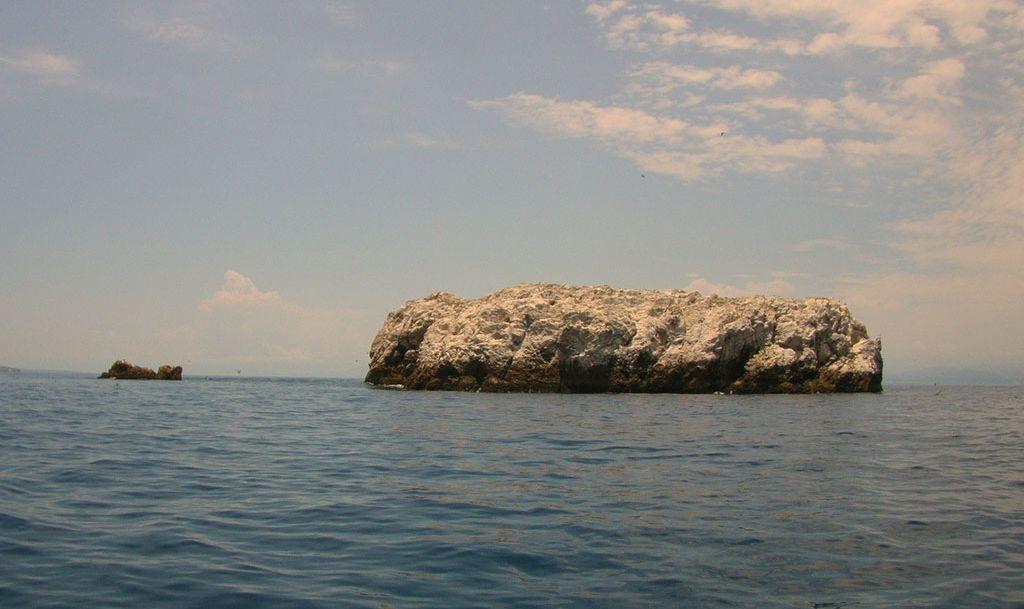 Fishermen's paradise, El Morro in Puerto Vallarta