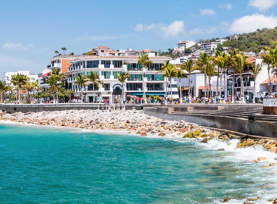 Puerto Vallarta is a well known place for the tourist