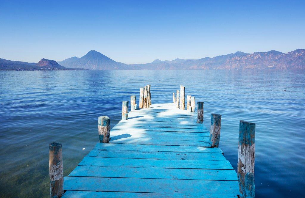 ATITLAN LAKE - Guatemala