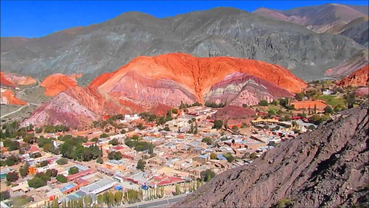 Quebrada de Humahuaca - Argentina